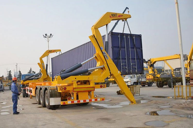 XCMG MQH37A Side Lifter